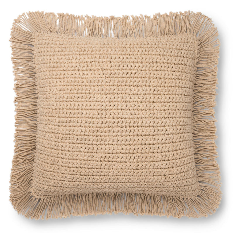 Loloi Pillows P0806 BEIGE