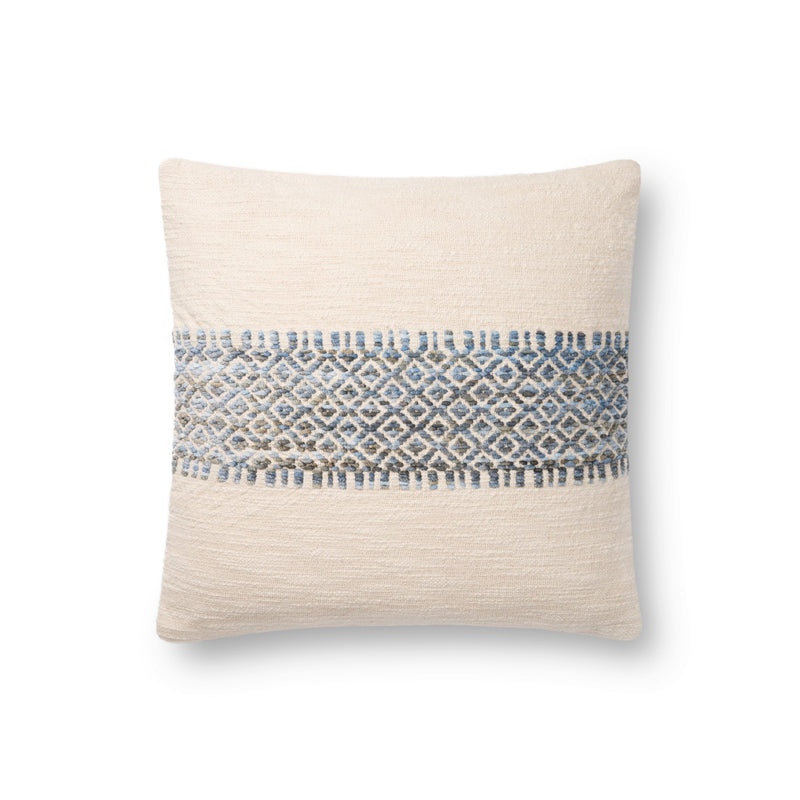 Loloi Pillows P0809 BLUE / MULTI