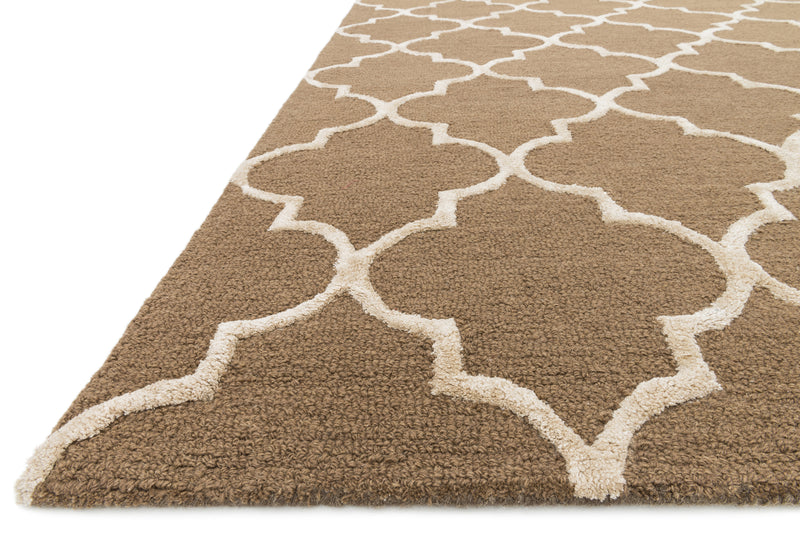 "PC-01 BROWN / BEIGE 9'-3"" x 13'"