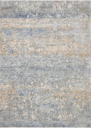 "PAN-05 BLUE / GOLD 9'-6"" x 12'-5"""