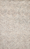 "PER-02 LT GREY / MULTI 3'-6"" x 5'-6"""