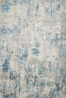 "SIE-06 GREY / BLUE 7'-10"" x 10'-10"""