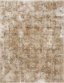 "THE-02 TAUPE / GOLD 7'-10"" x 10'"