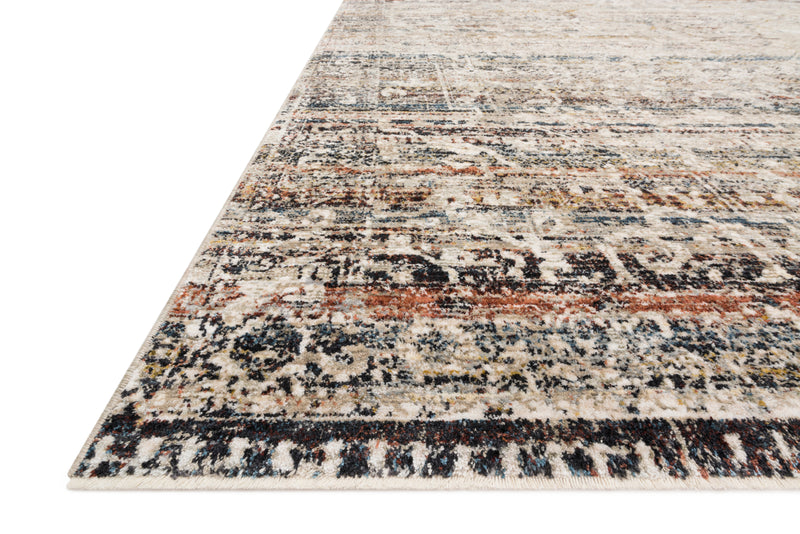 "THE-03 TAUPE / MULTI 11'-6"" x 16'"