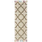 MADISON 61405 IVORY/ TAN RUNNER