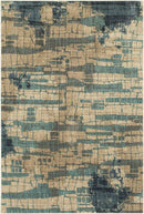 Karastan Rugs Elements Flagstone Oyster