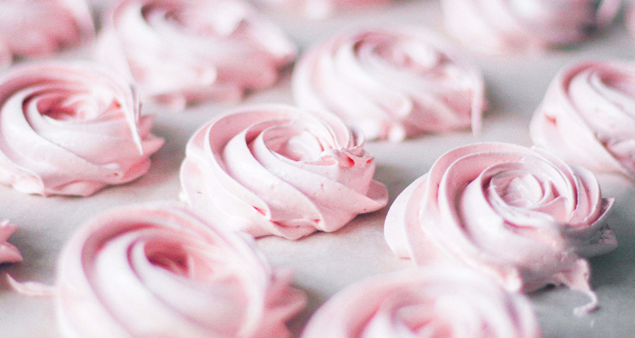 Strawberry Royal Icing