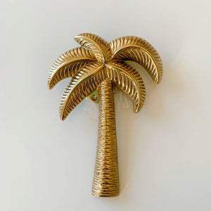 Door Knocker ~ Palm Tree