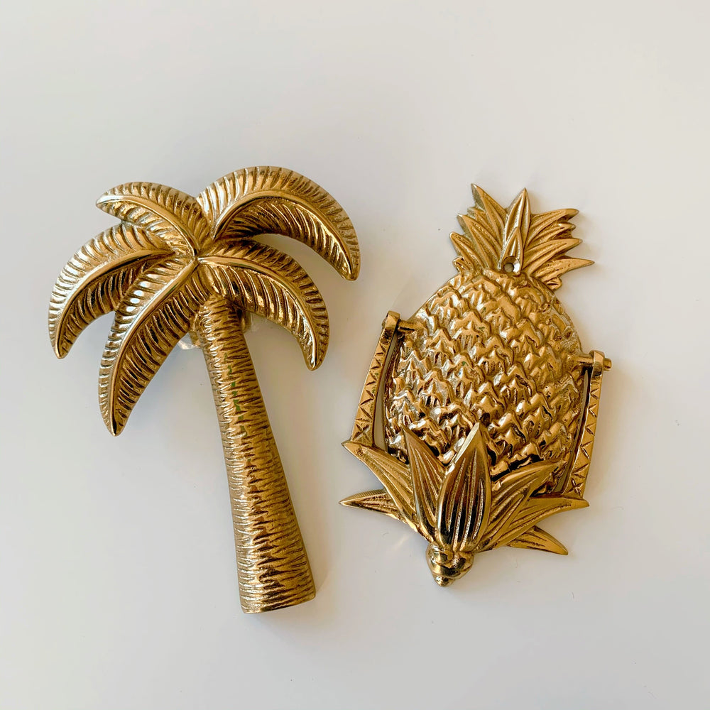 Door Knocker ~ Pineapple