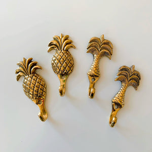 Load image into Gallery viewer, Wall Hook ~ Pineapple