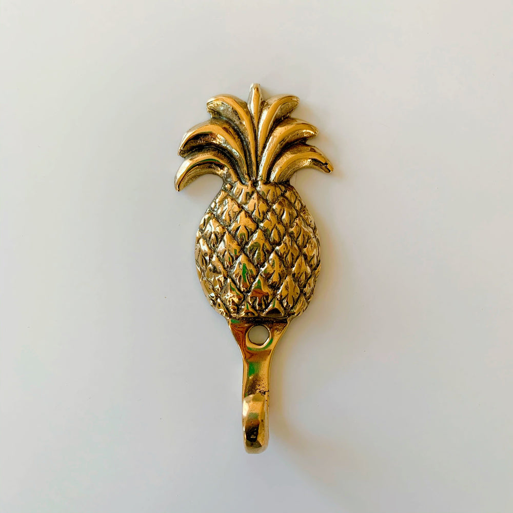 Wall Hook ~ Pineapple