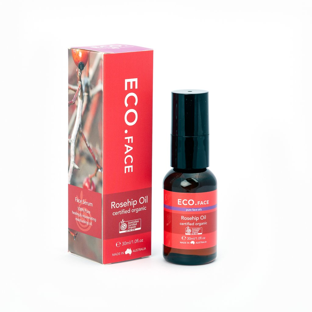 ECO. Certified Organic Rosehip Face Oil