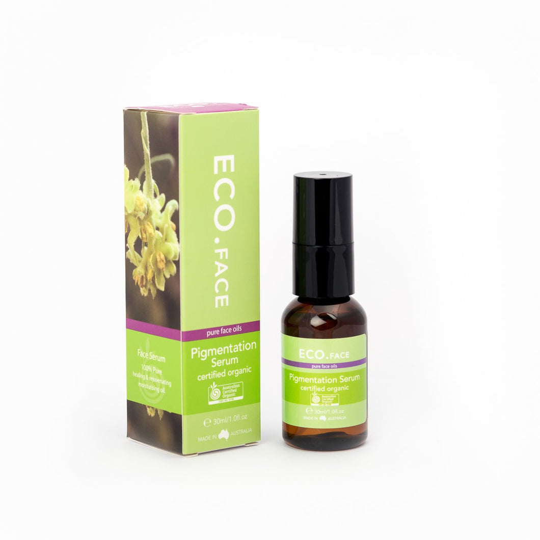 ECO. Certified Organic Pigmentation Face Serum