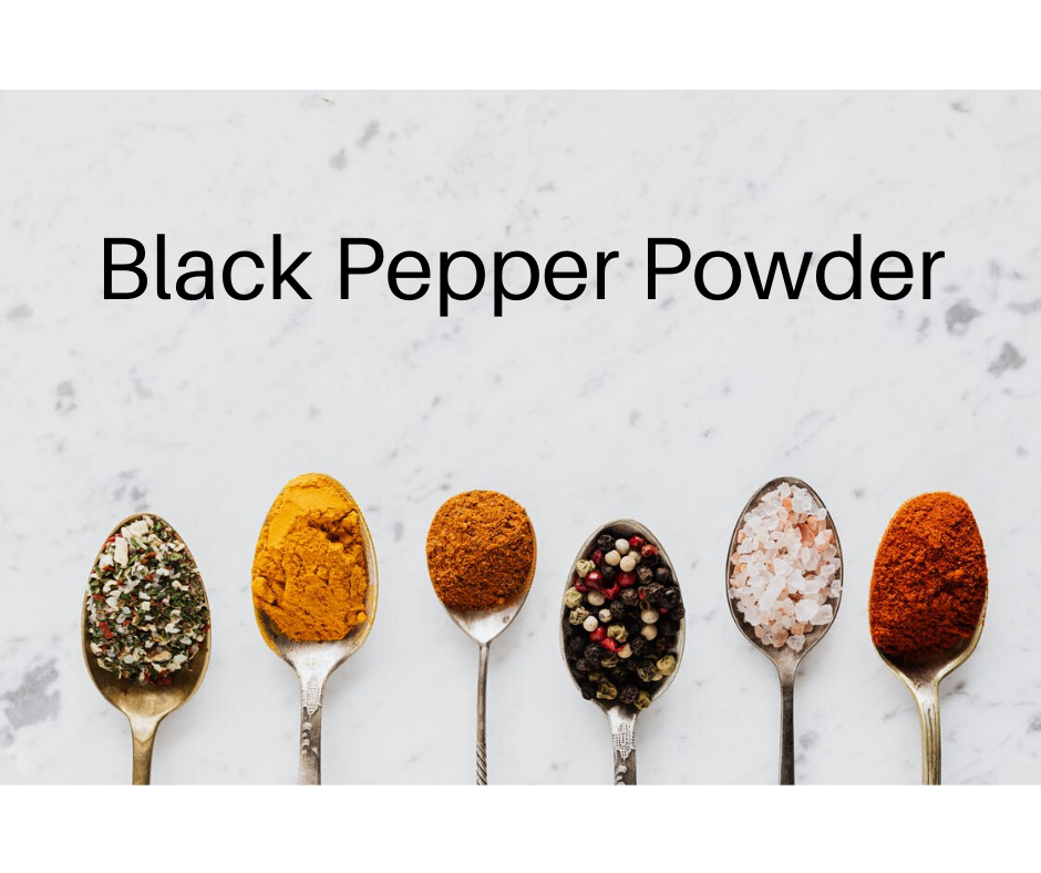 Black Pepper Powder - 50g