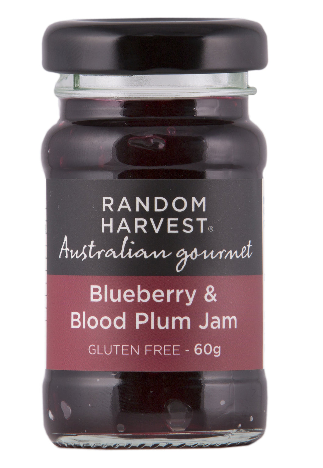Blueberry & Blood Plum Jam 60g