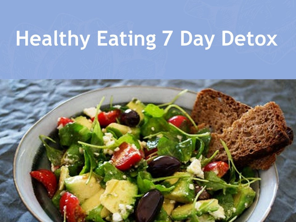 Healthy Eating 7 Day Detox