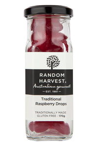 Traditional Raspberry Drops