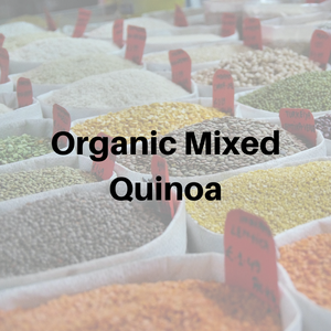 Quinoa Mixed - Organic - 200g