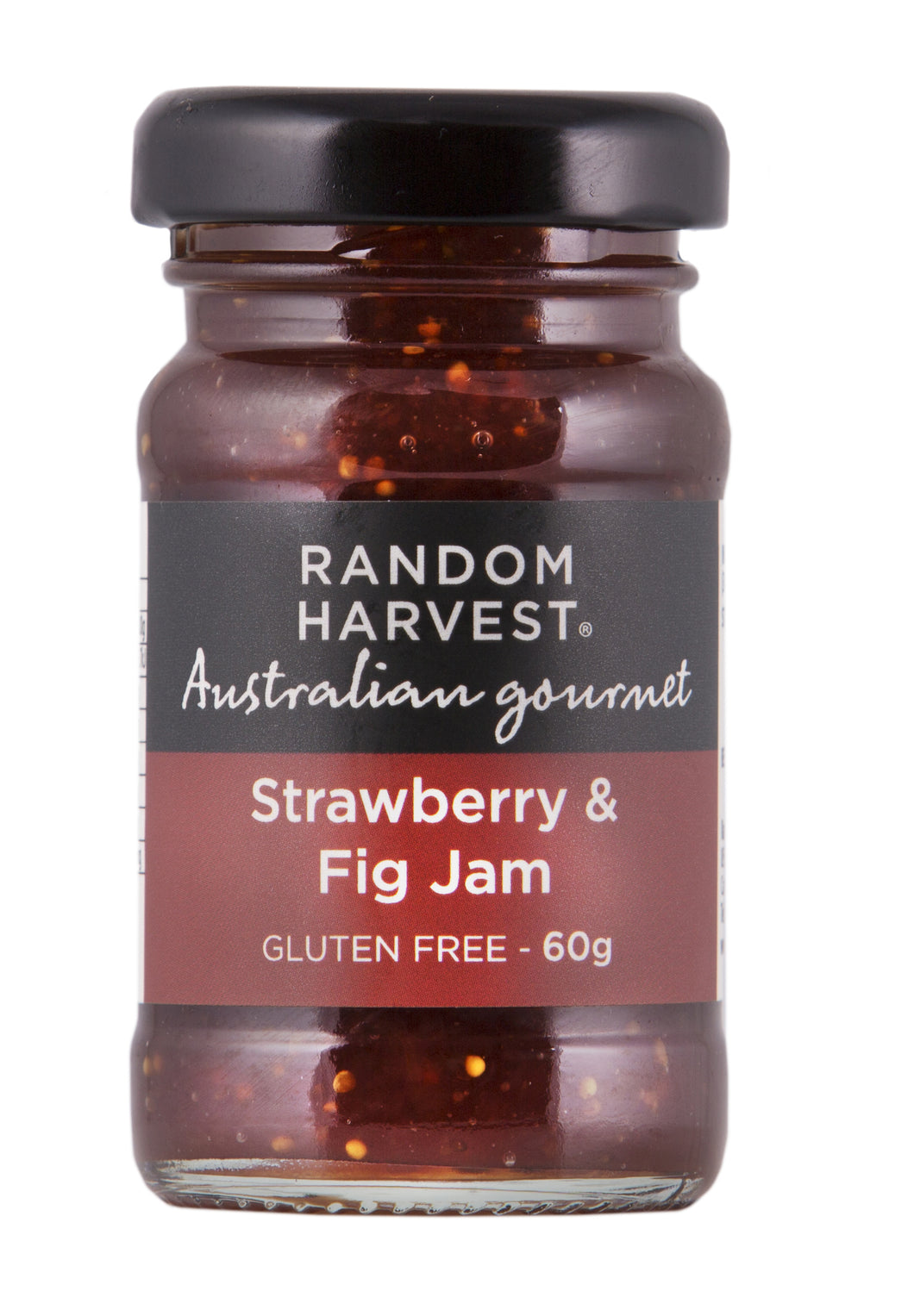 Strawberry & Fig Jam 60g