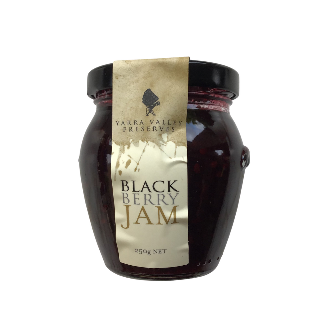 Jam Blackberry 250g