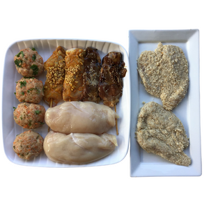 Seniors Chicken Pack - Large