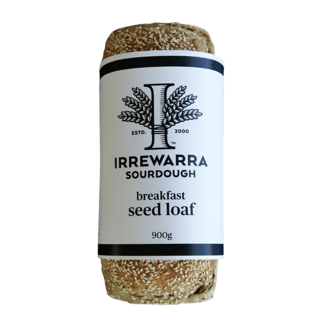 Irrewarra Breakfast Seed Loaf