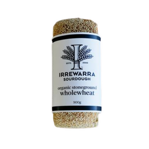 Irrewarra Organic Stoneground Wholewheat