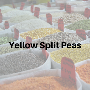 Yellow Split Peas - 500g