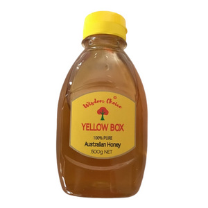 Yellow Box Honey - 500 grams