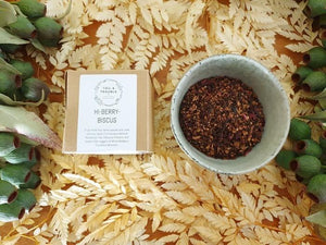 Hi-Berry-Biscus Herbal Tea blend