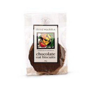 Irrewarra Chocolate Oat Biscuits - pack of 6