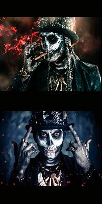 Baron Samedi 2 & 3 (VD2) | Aisle 13 at Pittsburgh poster