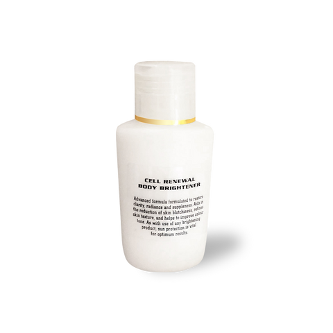 Cell Renewal Body Brightener - Dermacare Therapeutic Skincare