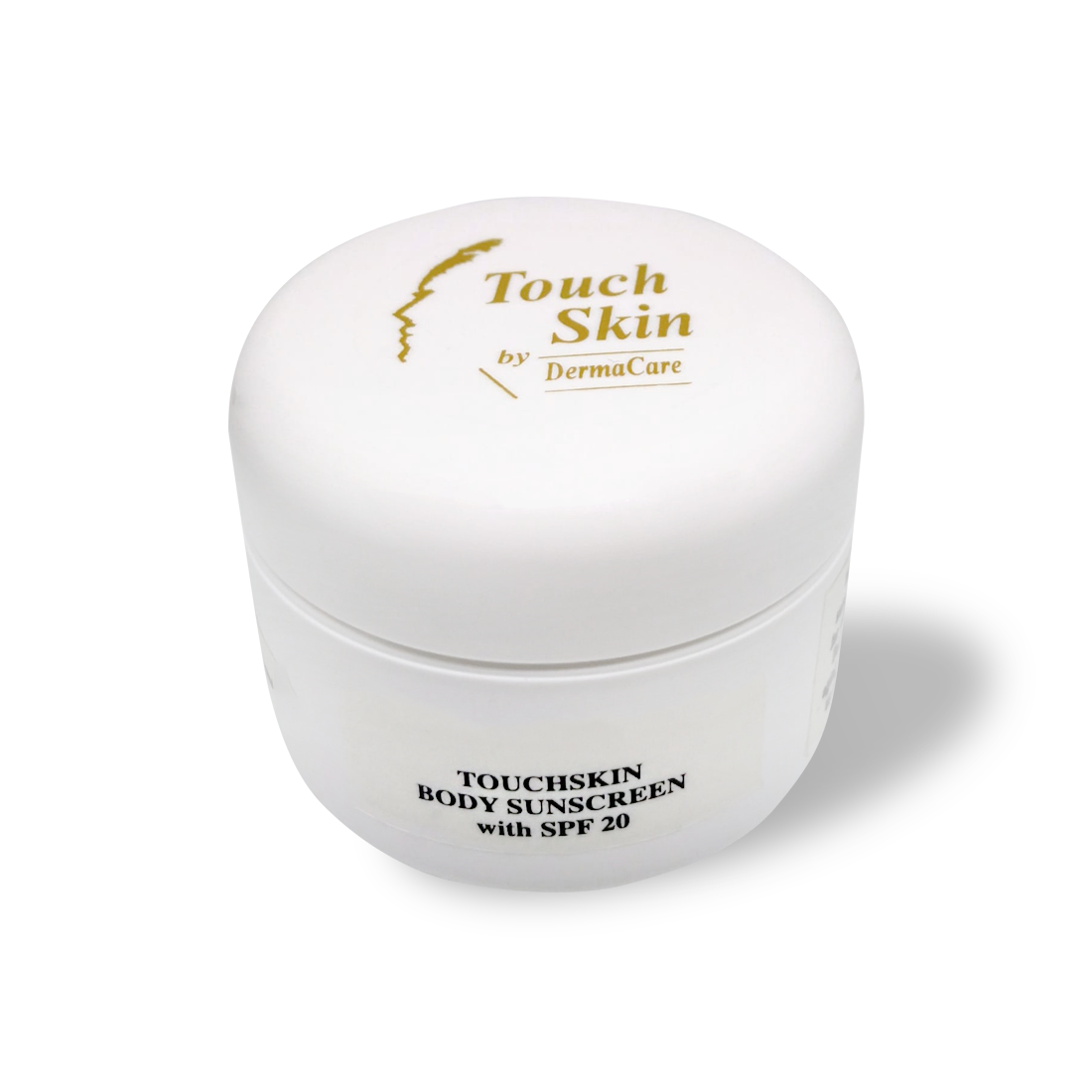 Touchskin Body Sunscreen with SPF 20 - Dermacare Therapeutic Skincare