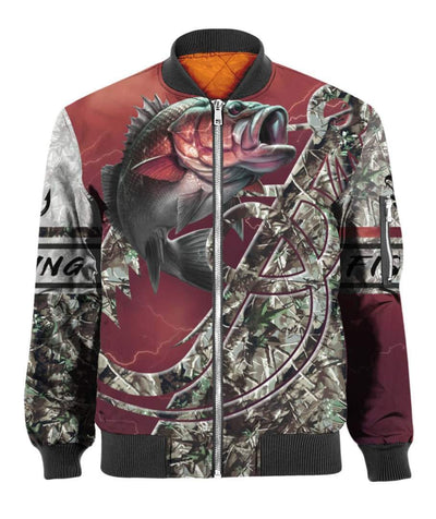 Red Camo fishing HC8502