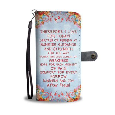 Life is Beautiful Phone Case - GnWarriors Clothing