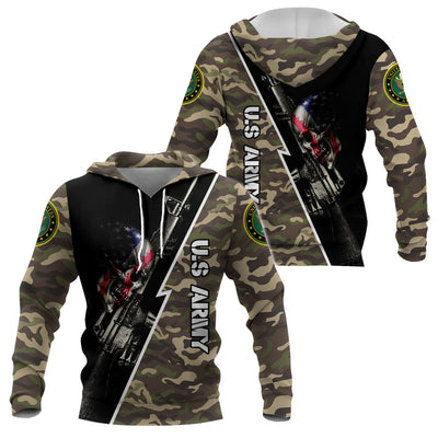U.S Army Apparel - All Over 3D Printed Clothing - Limited Edition - GnWarriors Clothing