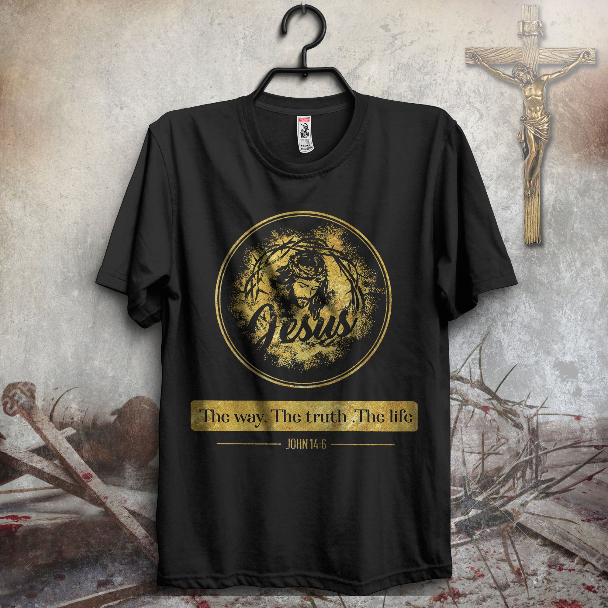 Christian 2D Clothing - Jesus