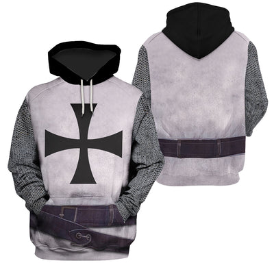 3D Knight Apparel - Cosplay Knight Templar Warriors