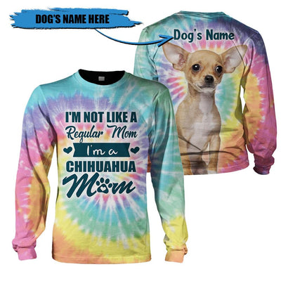 3D Customize Apparel - I am a Chihuahua Mom