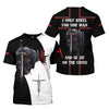 3D Knights Templar - I only kneel for one man