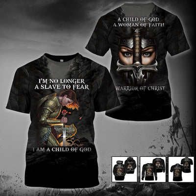 3D Christian - A woman of faith - 4zOutfitters Merchandise