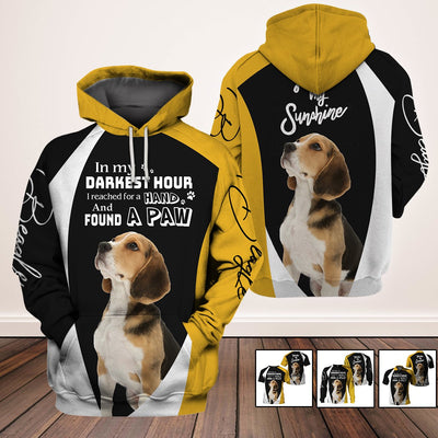 3d apparel - You are my sunshine - Beagle - 4zOutfitters Merchandise