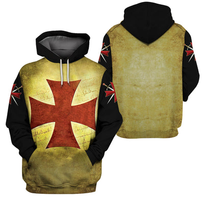 3D Knights Templar - LEGENDARY WARRIORS