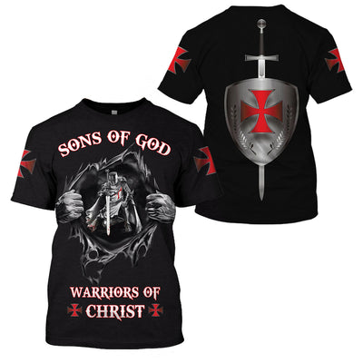 Knights Templar - Sons of god - Warriors of Christ