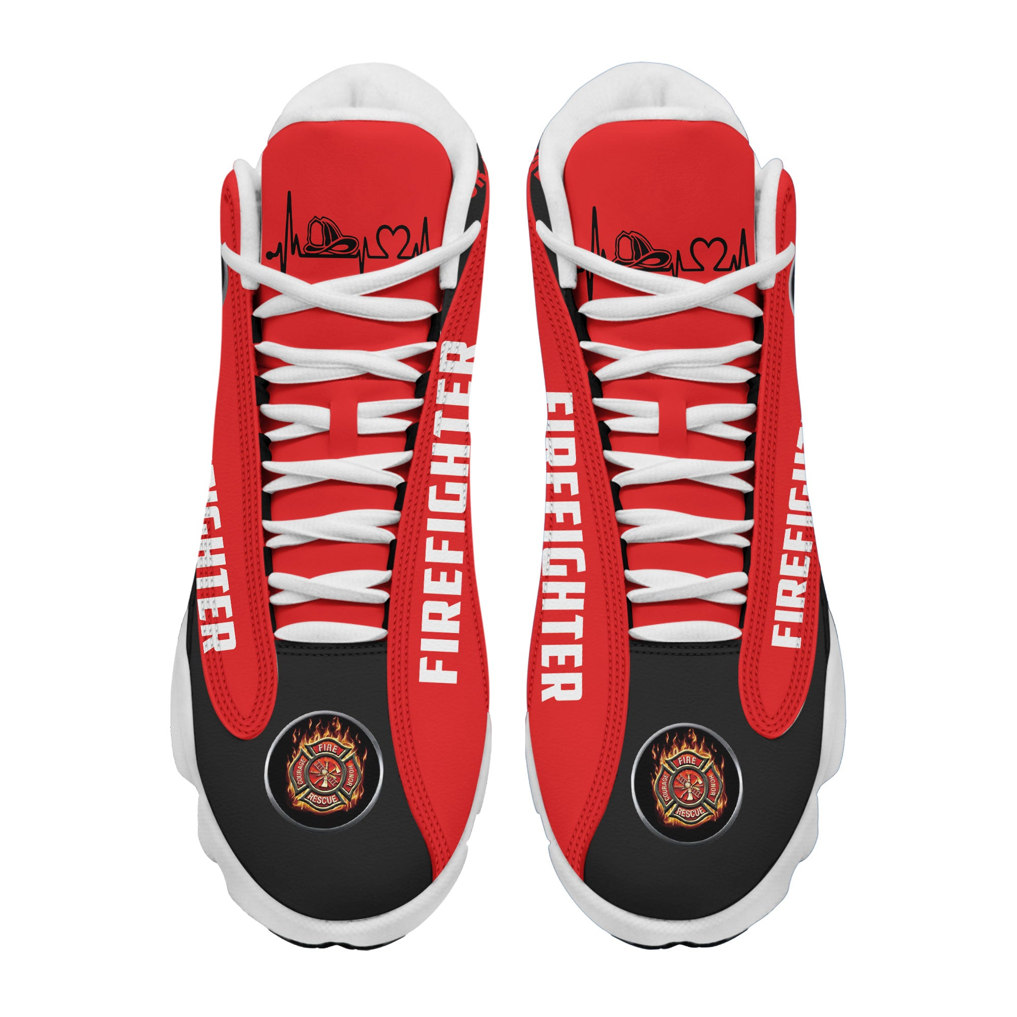 Air JD 13 - Firefighter - Limited edition