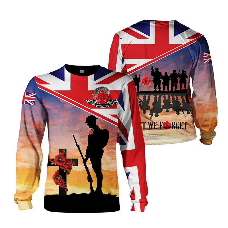 3D Apparel - Veteran Clothing - Lest We Forget