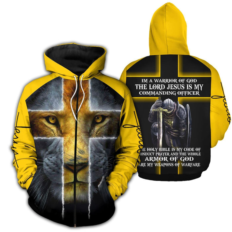 Trending 3D Christian Clothing - Armor of God - GnWarriors Clothing