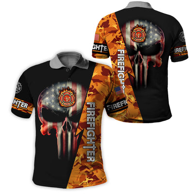 Limited Edition Firefighter - GnWarriors Clothing