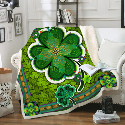 Irish Saint Patrick's Day 2020 Quilt Blanket - GnWarriors Clothing